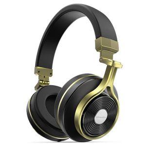CASQUE - ÉCOUTEURS Bluedio T3(Turbine 3ème) Casque Bluetooth 4.1 stér