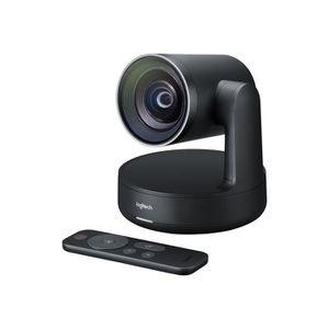 Système de conférence Logitech Rally Caméra pour conférence PIZ couleur