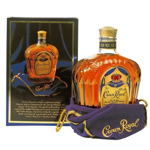 WHISKY BOURBON SCOTCH Crown Royal (70cl)