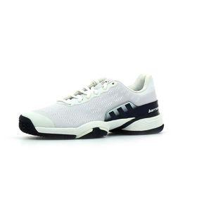 02fe83092d9 CHAUSSURES DE TENNIS ADIDAS Chaussures de Sport Barricade Court Blanche