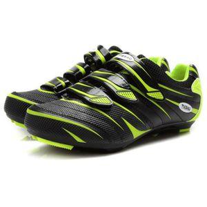 CHAUSSURES DE VÉLO respirant chaussures de vélo professionnels pour r