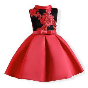 9972082ea973 ROBE Enfant Filles Princesse Robe Enfants Fête Fleurs B ...
