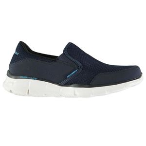skechers slip on casual chaussures hommes