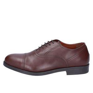 DERBY TRIVER FLIGHT Chaussures Homme Derbies Cuir Marron