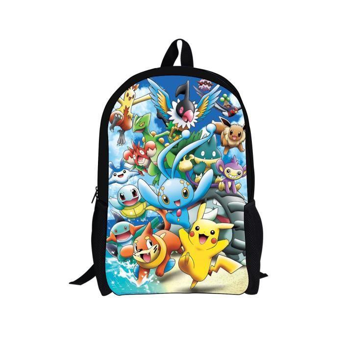 détaillant en ligne 8cdd8 688f0 Cartable Pokémon