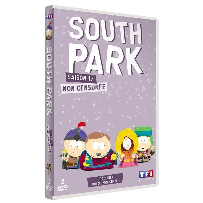 DVD FILM DVD - South Park - Saison 17 [Non censuré]