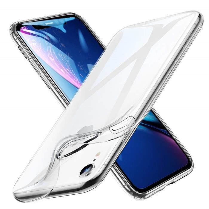 coque iphone xr silicone iphone