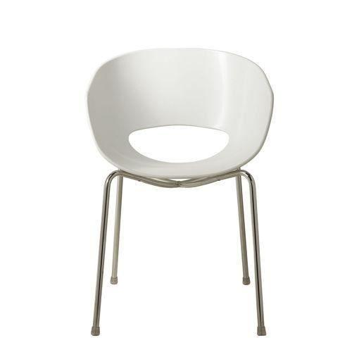 fauteuil uf retro ann es 60 blanc achat vente fauteuil black friday le 24 11 cdiscount. Black Bedroom Furniture Sets. Home Design Ideas