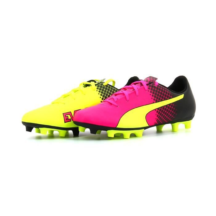 Chaussures de Football Puma Evospeed 5.5 FG Jr