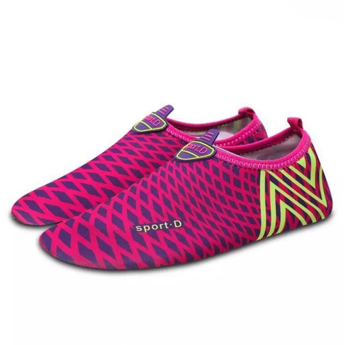 Parc Été Slip Chaussures Plage Chaussure Femme Confortable Femmes Léger Aquatique Eau Sandales Sur dCsQtxohrB