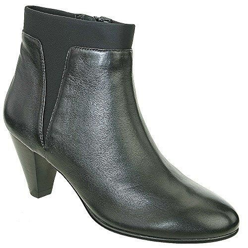 Vivian Fashion Leather Ankle Boots AP86W Taille-39