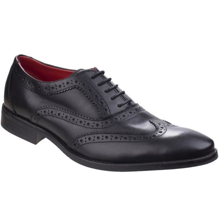 Chaussures Cuir Lacées De Brunes Ronces x7nqvIpXpw