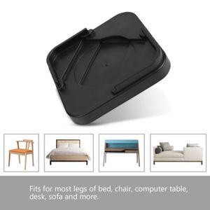 rehausseur pied de chaise achat vente pas cher. Black Bedroom Furniture Sets. Home Design Ideas