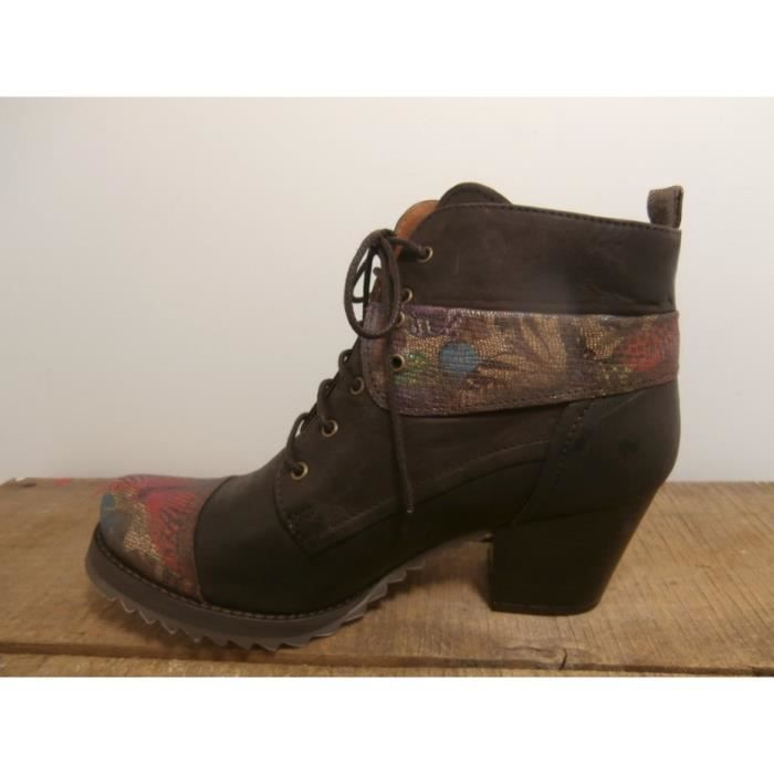 boots bottines libre comme lair anabel