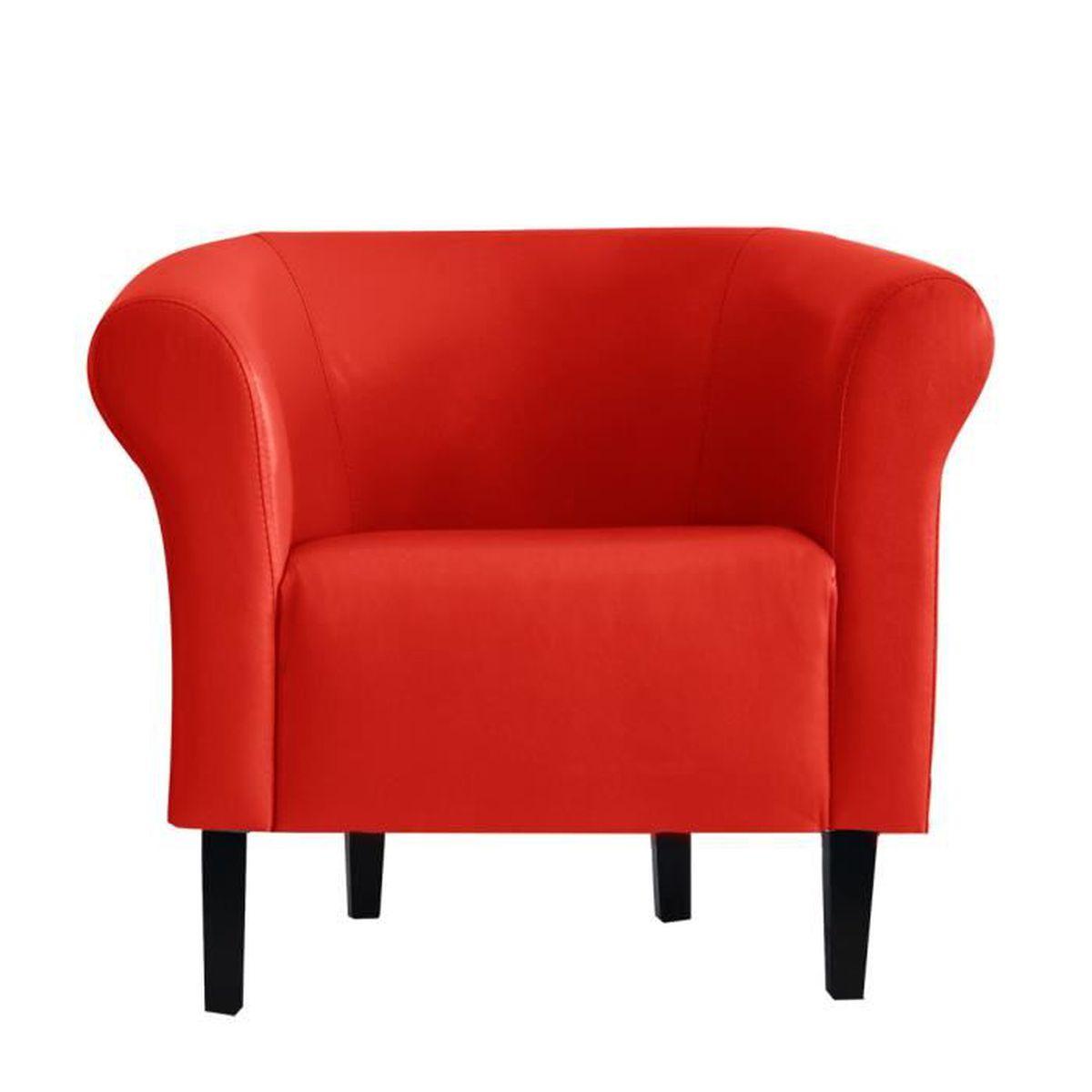 fauteuil crapaud monaco 2 simili cuir rouge Résultat Supérieur 50 Inspirant Fauteuil Crapaud En Cuir Pic 2017 Kdh6
