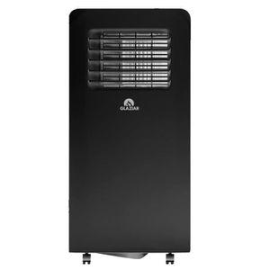 CLIMATISEUR FIXE Nouveau AC Portable S35, couleur noir Elegance ave