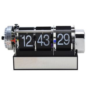 HORLOGE - PENDULE 2018 Nouvelle Alarme Flip Horloge Antique Style Ré