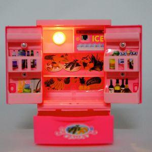COFFRET CADEAU Mini réfrigérateur électrique enfants appareils mé