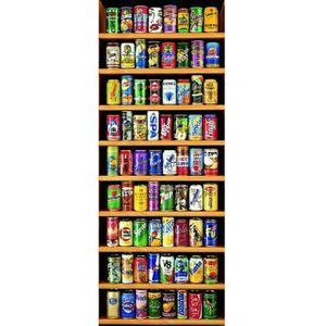 PUZZLE EDUCA - Puzzles Cannettes de Soda