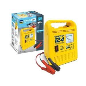 chargeur de batterie auto gys energy 124 12 volts 3 amp achat vente chargeur de batterie. Black Bedroom Furniture Sets. Home Design Ideas