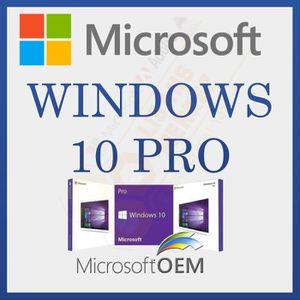 SYSTÈME D'EXPLOITATION Microsoft Windows 10 Professional   Lien Officiel