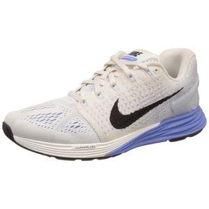 online store 3197c b384e CHAUSSURES DE RUNNING Nike Women s Lunarglide 7 Running Shoes Q9JLF Tail