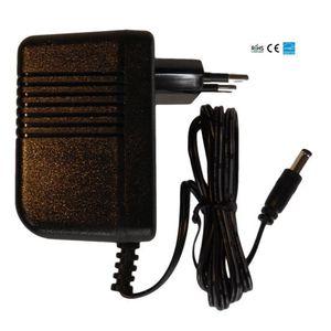 ALIMENTATION - BATTERIE Chargeur 9V pour Pédale d'Effets Dunlop CBM95