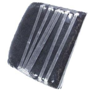 FILTRE POUR HOTTE Lot de 3 filtres charbon - Hotte - SAUTER, BRANDT,