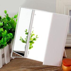 Beautify Miroir A 3 Volets Miroir Trois Faces Pour Coiffeuse