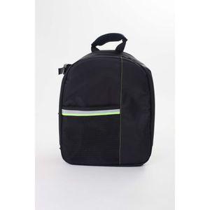 BATTERIE APPAREIL PHOTO vhbw polyester photo sac à dos vert et noir pour c