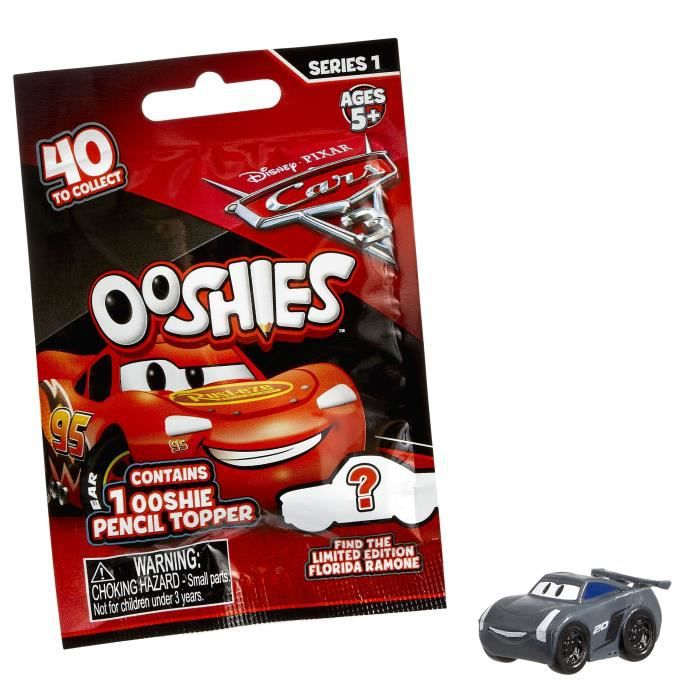 CARS 3 OOSHIES Blind Bags