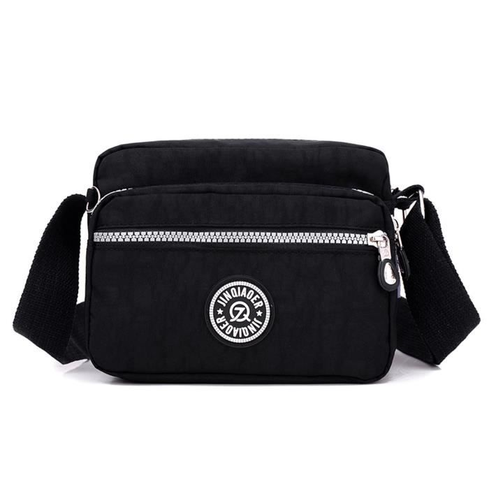 sac à bandoulière décontracté léger petit sac étanche pour sac de sport filles 1F4NDD