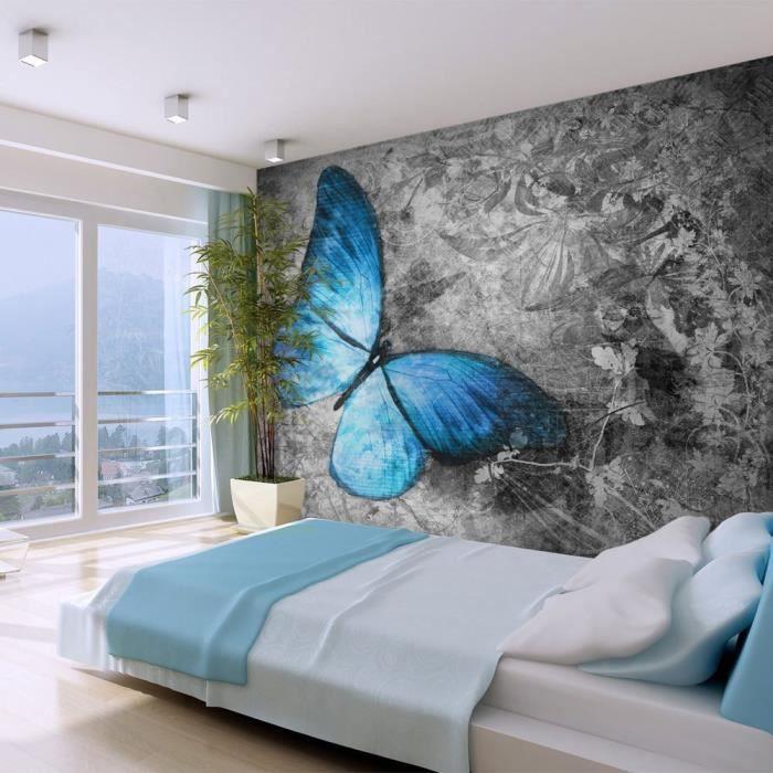 affiche g ante poster xxl papillon 250x175 cm 5 l s. Black Bedroom Furniture Sets. Home Design Ideas