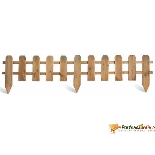 Bordure en bois à derouler First - Achat / Vente bordure Bordure en ...
