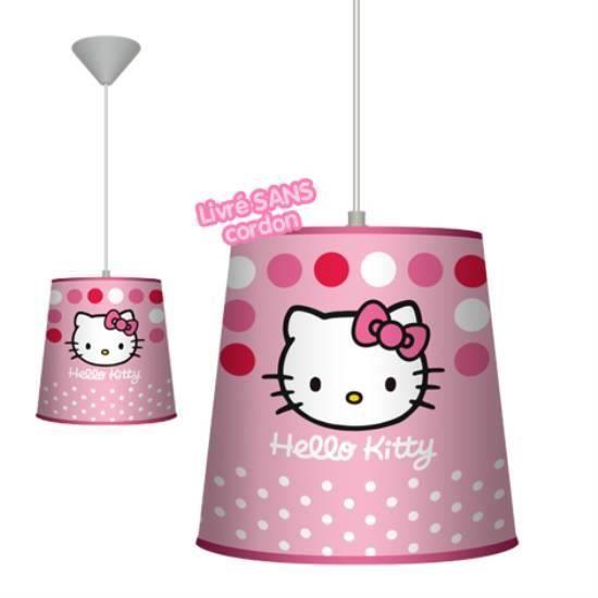 Superieur Suspension Rose Hello Kitty