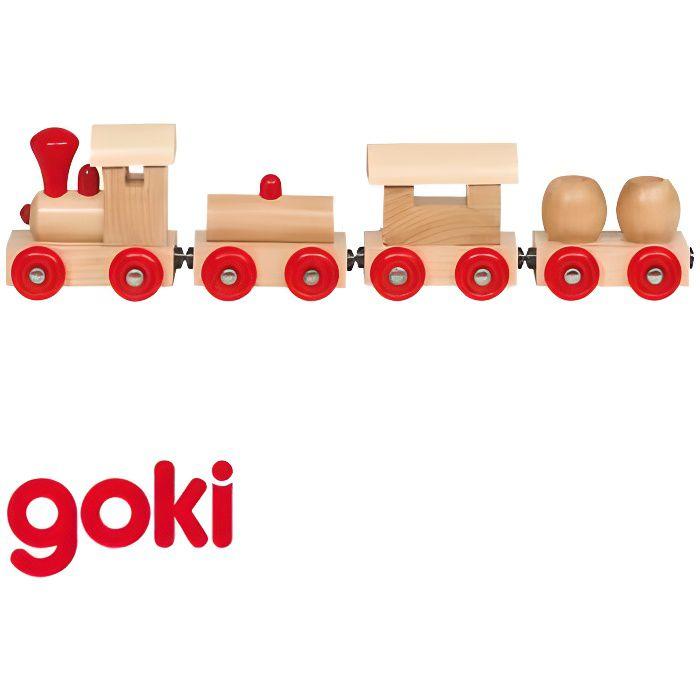 Wagons 3 Train Aimantes Cm 2 Bois Jouet Petit Ans Enfant Avec 25 En 6Yy7gfb