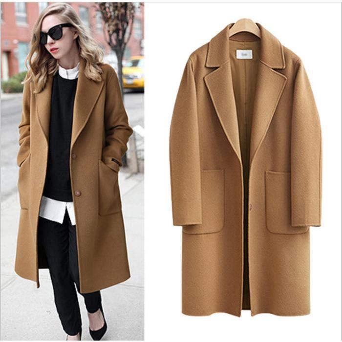 Manteaux les plus chauds femme