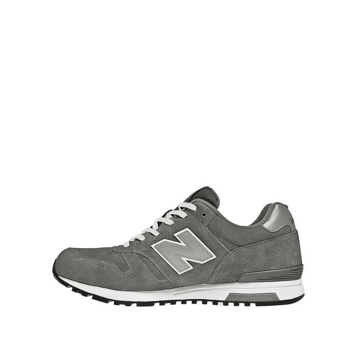 New Balance Sneakers gris Homme ML565GS PZwaF