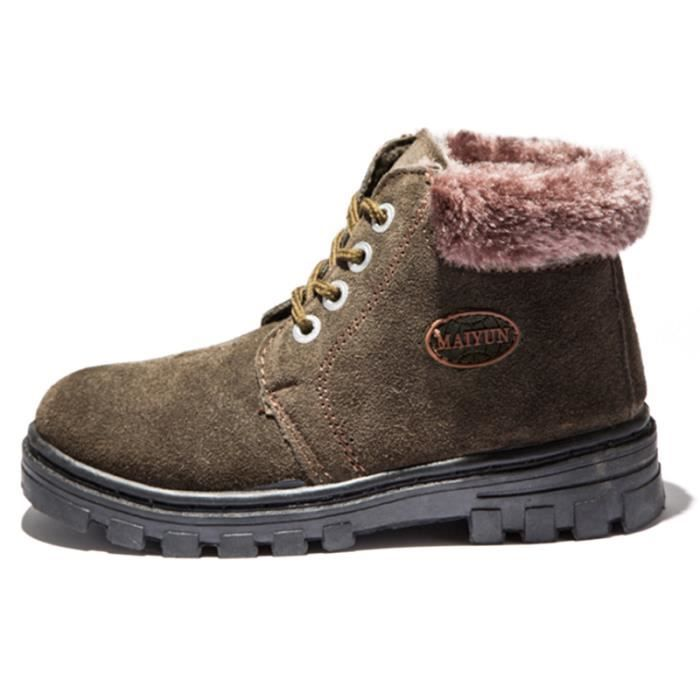 Fille Garçons Boots Chaussures Hiver Enfants xz101vert31 Martin Casual Dtg wItOqId