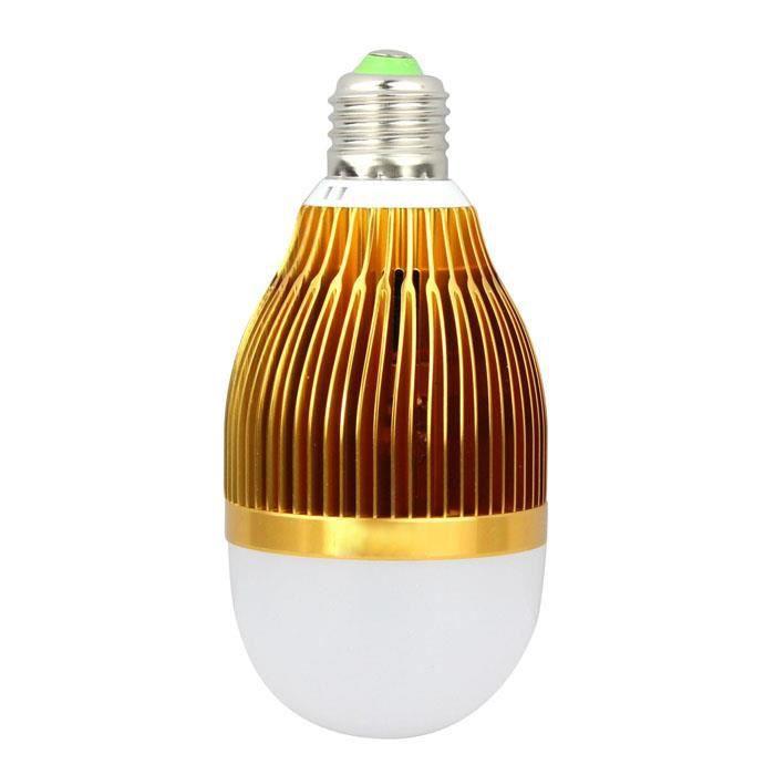 Or En Lampe Globe ~ Blanc li209 265v E27 85 Led Boîtier Ampoule Chaud 9w 18smd xAqPxHCw