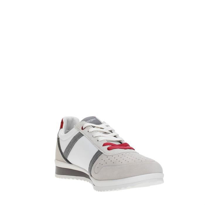 Homme U 45 Sneakers Assn Polo S WHITE nSn1qH0pg