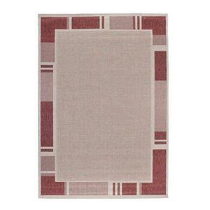 TAPIS Andiamo 1100378 louisville tapis 160 x 230 cm-beig
