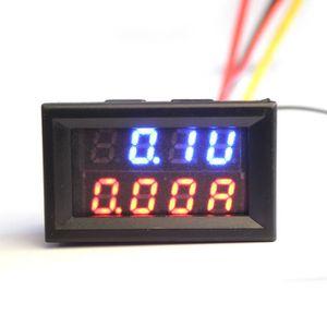 MULTIMÈTRE AUTO Double LED DC numérique ampèremètre Voltmètre pann