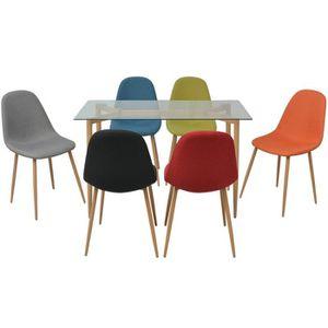 TABLE À MANGER COMPLÈTE Ensembles de meubles de cuisine et de salle a mang