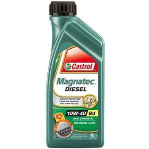 HUILE MOTEUR huile Castrol Magnatec Diesel 10W40 B4 - 1L