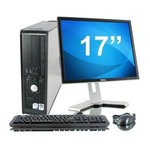 ORDINATEUR TOUT-EN-UN Lot PC DELL Optiplex 780 SFF Core 2 Duo E7500 2.93