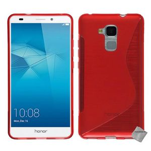 coque silicone huawei honor 5c