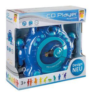 RADIO CD ENFANT Idena 40104 enfants Lecteur CD Sing A Long avec 2