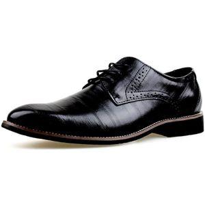 Cuir dentelle Dress Up moderne Oxford Chaussures XPNOE Taille-40 1-2 GkadDGg