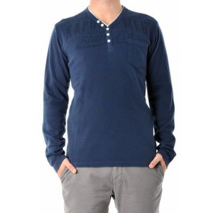 T-SHIRT T-shirt Homme Manches Longues Kaporal FRED